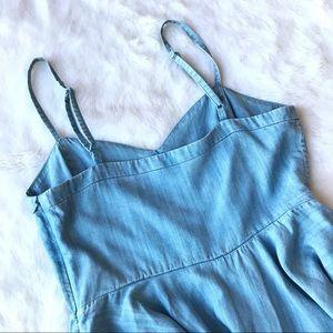 Aritzia Dresses - Aritzia Talula Chambray Dress